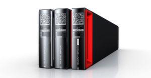 Mit dem Silent Brick WORM ist eine revisionssichere Archivierung möglich.