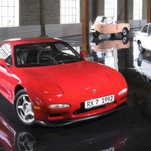 Auto Frey startet Mazda-Museum und Eventräume