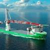 Liebherr Offshore-Krane erschließen neue Märkte