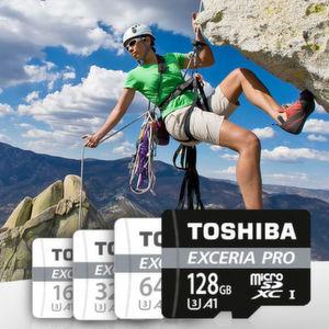 Exceria Pro-Karten von Toshiba für App-Ausführung zertifiziert