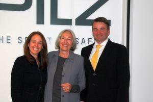 Pilz übertrifft erstmals 300-Mio.-Euro-Marke