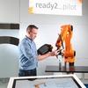 Lösung für intuitives Führen von Robotern