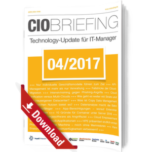 CIO Briefing 04/2017