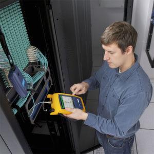 Testmethoden für Glasfaser-Verbindungen