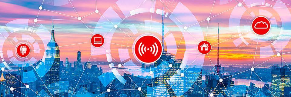 Das Internet of Things (IoT) ist ein Faktor, der zur rasanten Weiterentwicklung des WLAN beitragen wird.