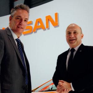 Nissan macht deutlich mehr Druck