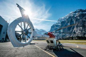 100 potentielle Käufer und zwei Bestellungen: So sieht es bei Marenco Swisshelicopters aus. Auslieferung ist für 2018 vorgesehen.