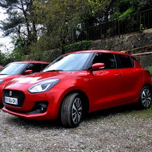 Neuer Suzuki Swift startet bei 13.790 Euro