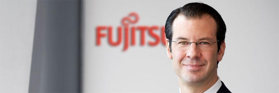 Dr. Rolf Werner, Vorsitzender der Geschäftsführung Deutschland, Head of Central Europe bei Fujitsu erklärt die Rolle der Cloud in Zeiten der Digitalisierung.