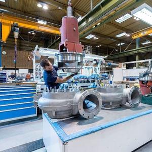Pumpenhersteller KSB wird schlanker und digitaler