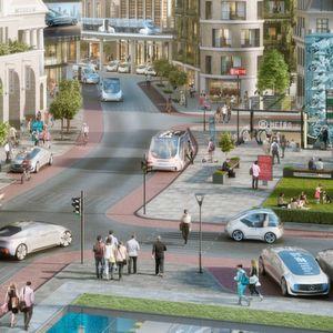 Bosch und Daimler kooperieren beim Thema autonomes Fahren.