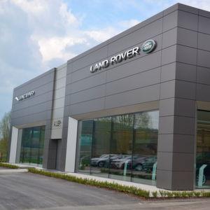 Auer investiert 3,5 Millionen Euro in Jaguar Land Rover