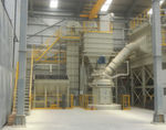 Clariant's new bleaching earth production site increases the regional production capacity for bleaching earth by 35%.