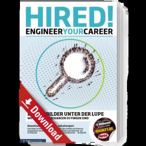 Karrieremagazin für Elektronikprofis und Absolventen