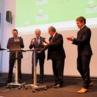 Innenminister Ulbig startet Highspeed-Netz für Behörden