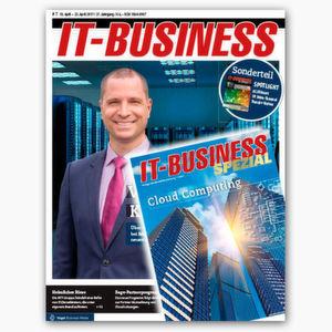 Früher informiert sein: die IT-BUSINESS 7/2017