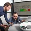 Softwaresystem vernetzt Geräte und Maschinen