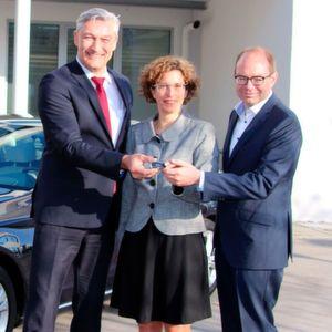 Innung Schwaben: Daimler unterstützt Ausbildung