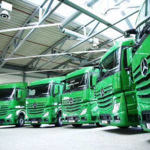 Daimler streicht Stellen in der Lkw-Sparte
