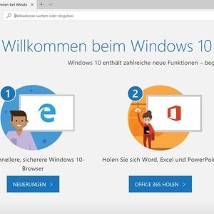 Windows als Fortsetzungsgeschichte, Teil 3