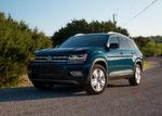 Mit dem Atlas bietet VW den US-Kunden endlich ein SUV, das ihren gewohnten Größenverhältnissen entspricht.