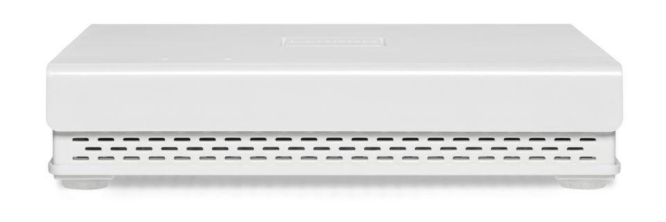 """Lancoms Access Points im """"puristisch-eleganten Design"""" gibt es auf Wunsch komplett mit intern verbauten Antennen."""