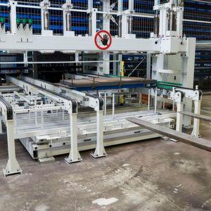 Automatiklager für vier Blechformate erhöht Kapazität