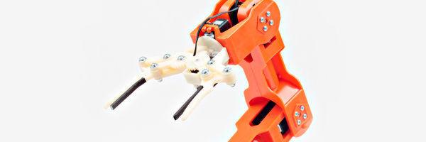 Braccio Tinkerkit: Start in die Robotik mit einer Kombination aus Arduino und Braccio