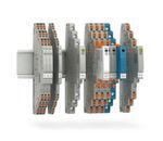 Termitrab Complete ist der weltweit schmalste Überspannungsschutz für die MSR-Technik – die schmalsten Komponenten des umfassenden Systembaukastens sind nur 3,5 mm breit.