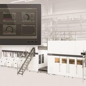 Industrielles Internet der Dinge für Maschinenbauer live demonstriert
