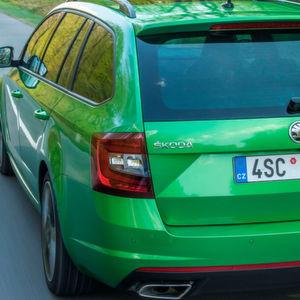 Gefahren: Skoda Oktavia RS – Schnellster für einen Sommer