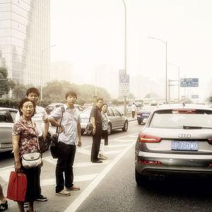 Chinas Automarkt erholt sich im März nur leicht