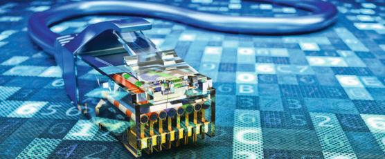 Ethernet in der Messtechnik: Messdaten lassen sich komfortabel über Ethernet übertragen. Wir zeigen grundlegendes zur Topologie bis zur höheren Protokollen.