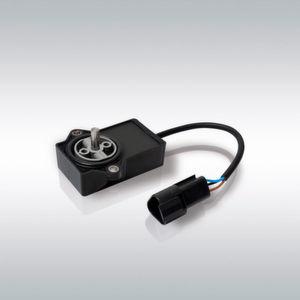 Miniatur-Drehgeber für mobile Maschinen