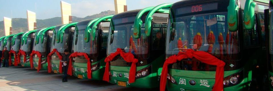 Busse aus der Smart Factory