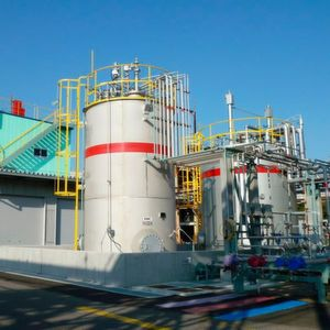 Electrolyte Solution Production Facilities at Nagoya Works