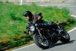 Ducatis Untermarke Scrambler präsentiert einen stilechten Café-Racer fürs Auge.