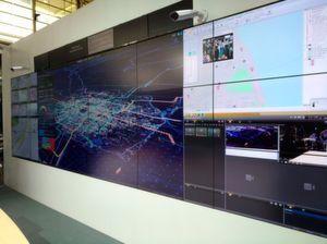 Die smarte City nach den Vorstellungen von Huawei.