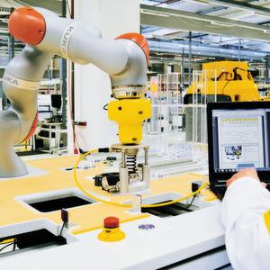 Auf dem Weg zur sicheren Mensch-Roboter-Kollaboration