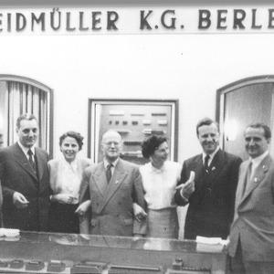 Weidmüller feiert 65 Jahre auf der Hannover Messe