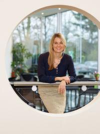 """Julia Rickert, TÜV Rheinland Consulting: """"Wichtig ist, den eigenen Weg zu finden."""""""