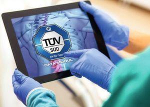 Mit der ISO 13485:2012 ist Data Modul für medizinische Produktsysteme zertifiziert.