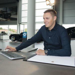 Neuer Automobilkaufmann kommt
