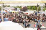 Jedes Jahr kommen etwa 15.000 Besucher zu den 6000 Einwohnern der Kleinstadt.