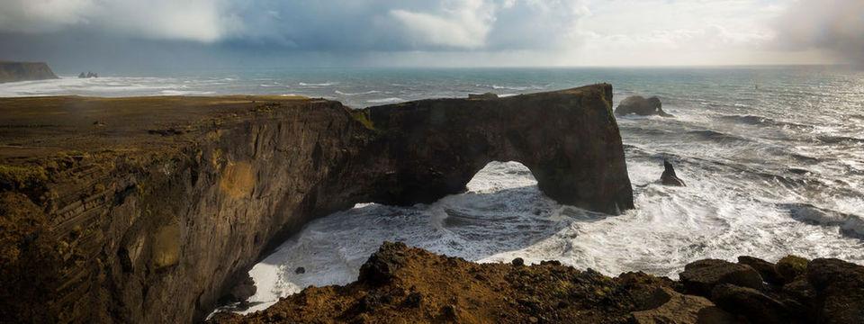 Island ist paradisisch - für Nordlichtgucker, Liebhaber von Island-Ponys, Einsamkeitssucher, Naturbewunderer, ... und, laut Christian Kallenbach von Verne Global, für Datacenter.