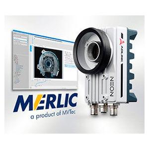 Smartkamera kombiniert mit Machine-Vision-Software