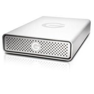 G-Technology stellt externe HDD mit USB-C vor