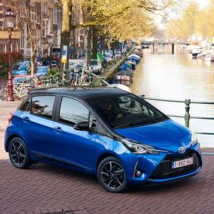 Toyota Yaris: Volle Hybridkraft voraus