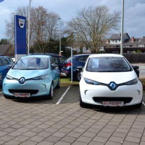 Autohaus Schlesner macht elektrisch mobil