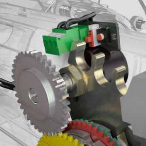 Drehgeber sorgen für die exakte Einstellung von Elektroantrieben